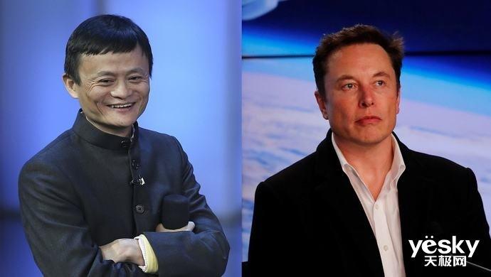 """贵族网赚论坛:2019世界人工智能大会:马斯克马云将上演""""双马""""对话"""