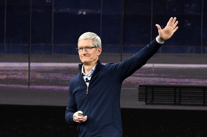 苹果CEO库克净资产已超10亿美元;高通游说美国取消对华为芯片出口限制