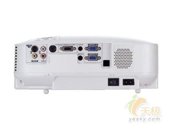 nec np510c投影仪吊架安装图解