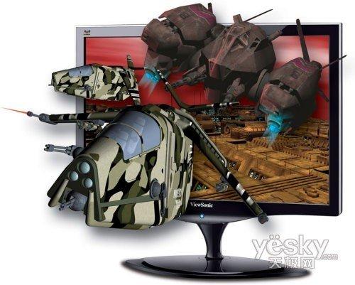 NVIDIA GeForce(精视) 3D立体幻镜套装
