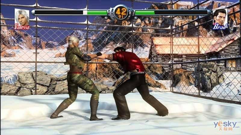 【图】ps3游戏vr战士5图片欣赏
