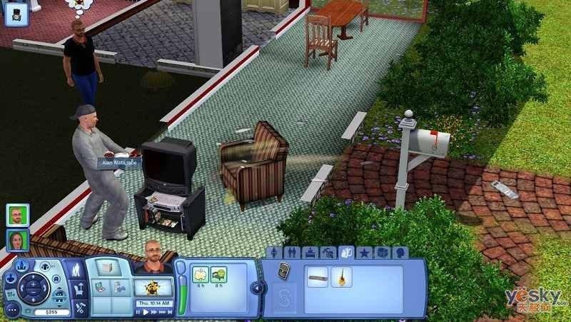 pc游戏模拟人生3