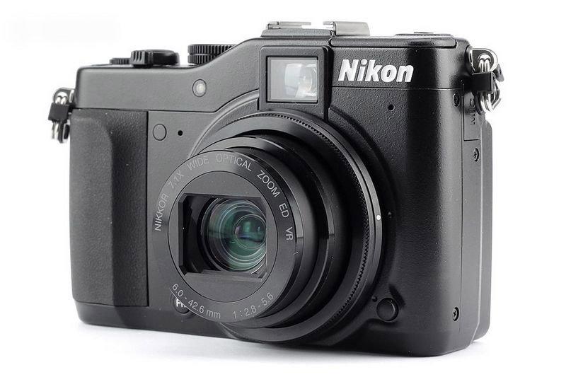 Nikon p7000手册