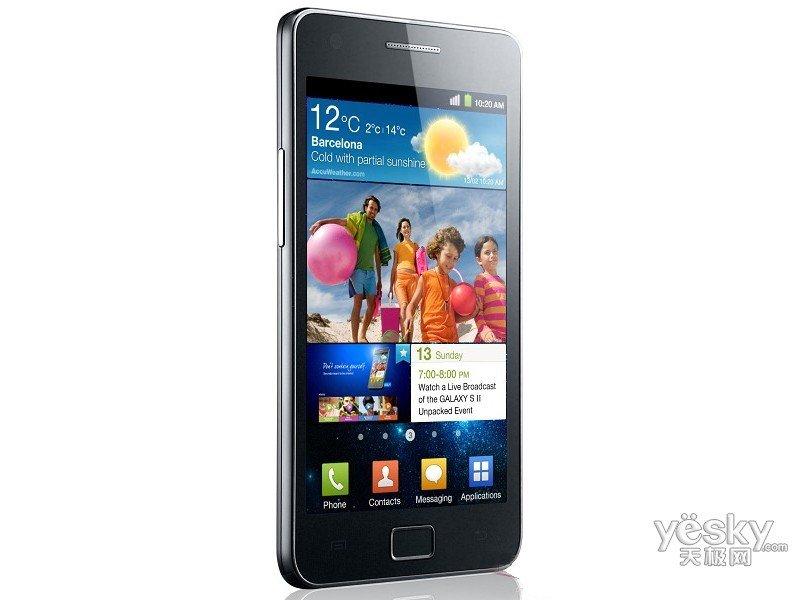 三星GALAXY SII I9100(16GB)