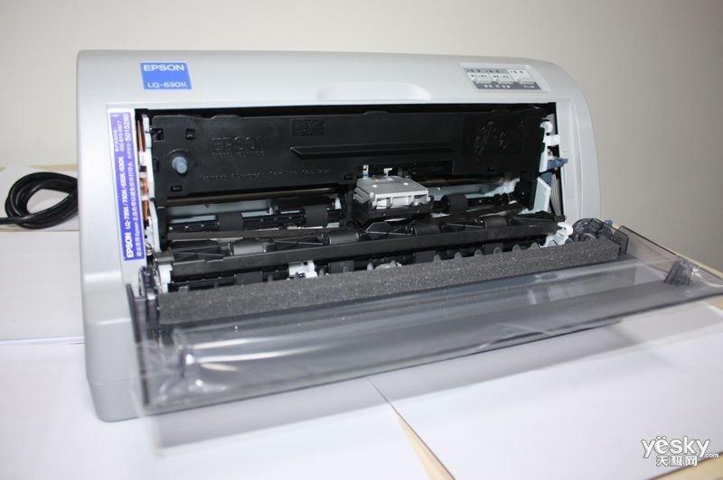 爱普生lq 630k_【图】爱普生LQ-630K图片欣赏,2513965,天极网产品库