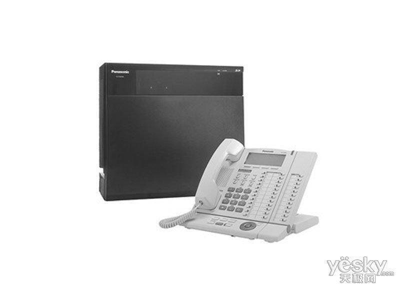 松下KX-TDA600CN(32外线,8分机)296模拟分机