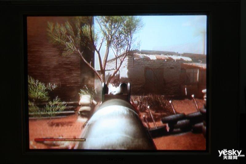 【图】xbox360游戏孤岛惊魂2图片欣赏