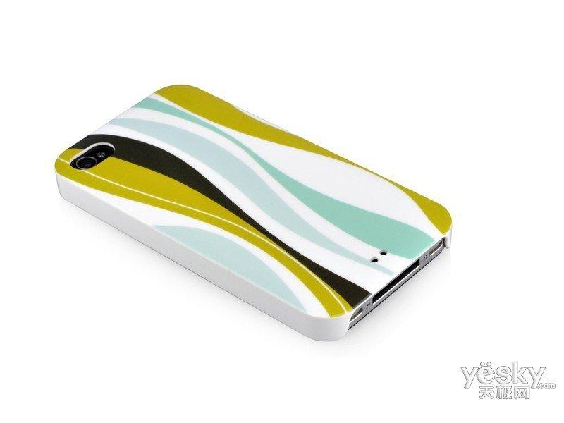 沃尤尼iPhone 炫彩背壳(印象版)保护背壳