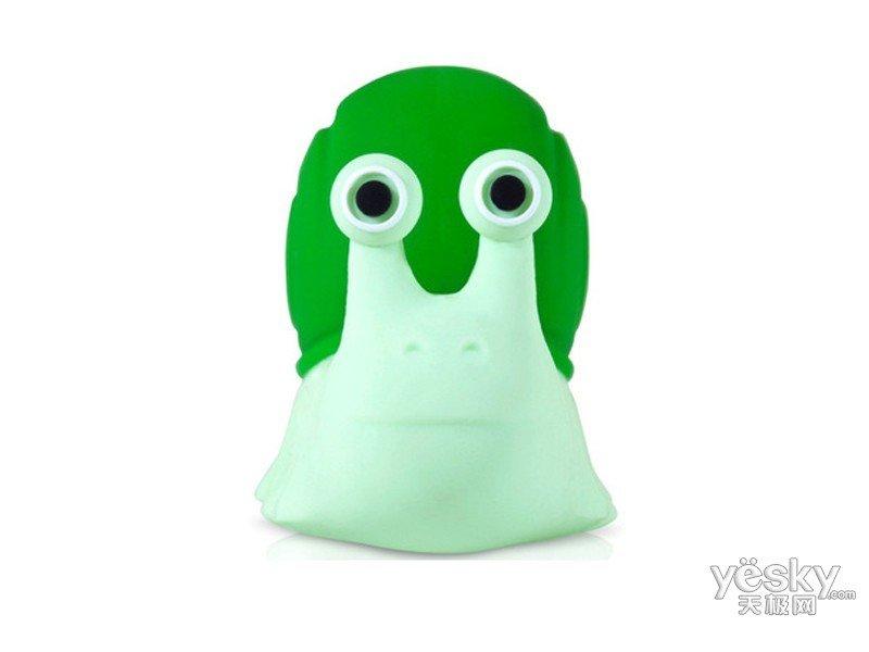 卡通蜗牛u盘(8gb)绿色图片欣赏