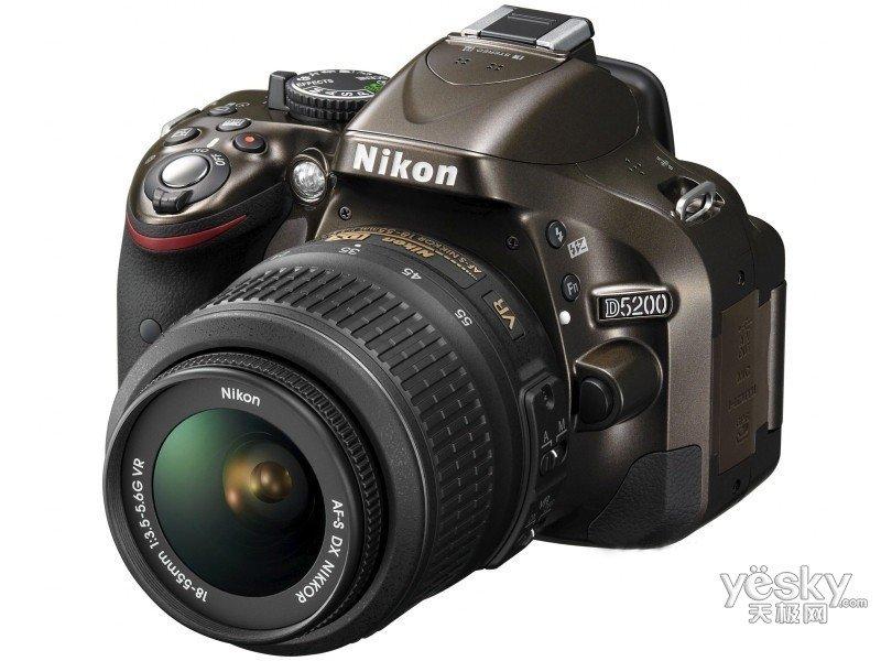 尼康D5200(单机)