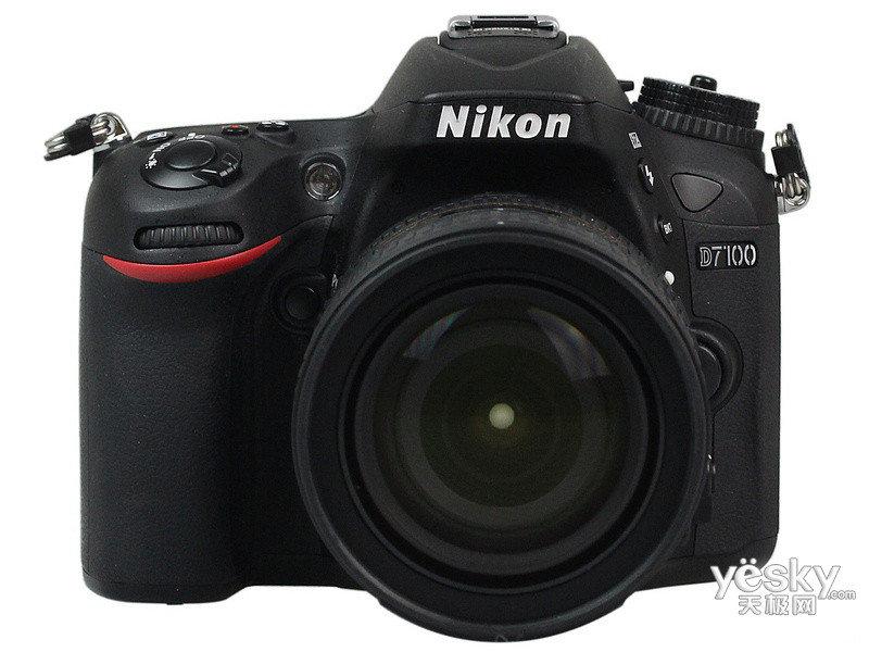 尼康D7100套机(18-200mm)