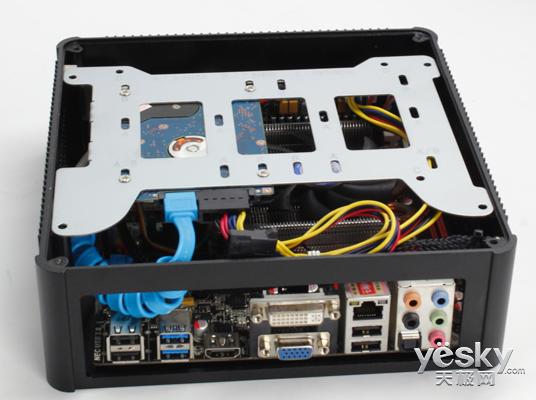 E.mini 全铝ITX E-I7