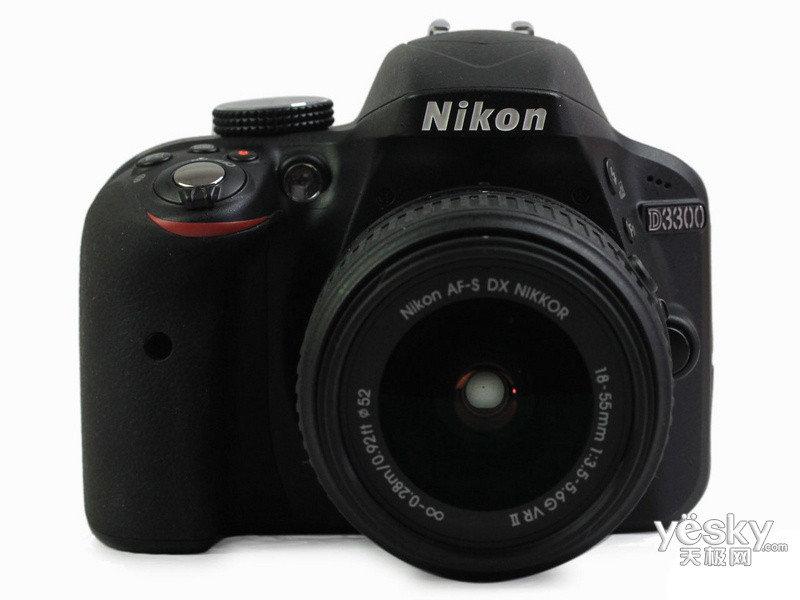 尼康D3300套机(18-55mm VR II)