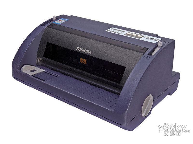 针式打印机 东芝 东芝8800f 图片