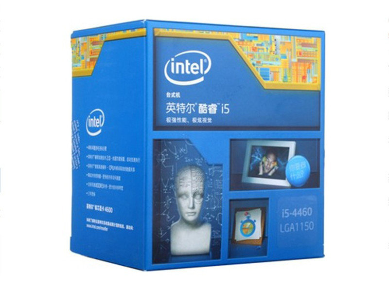 英特尔酷睿i5 4460