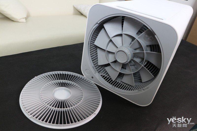 【图】小米空气净化器图片欣赏