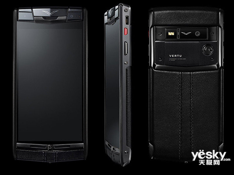 诺基亚Vertu Signature Touch(电信4G)