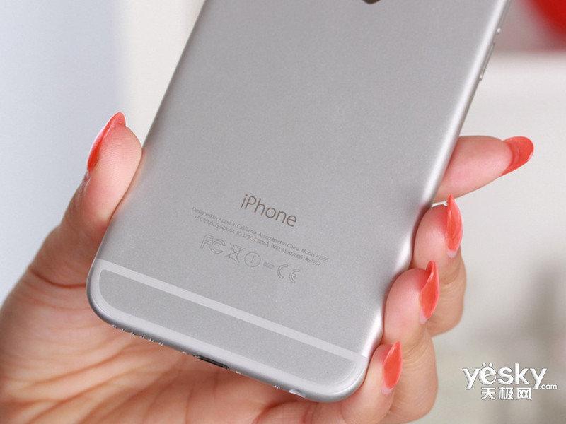 【图】苹果iphone 6 plus(16gb/移动4g)图片欣赏