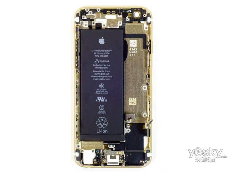 【图】苹果iphone 6 plus 国际版(128gb/双4g)图片