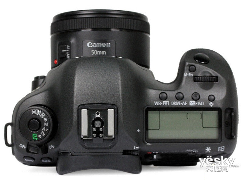 佳能5DS R套机(EF 70-200mm f/2.8L IS II USM)