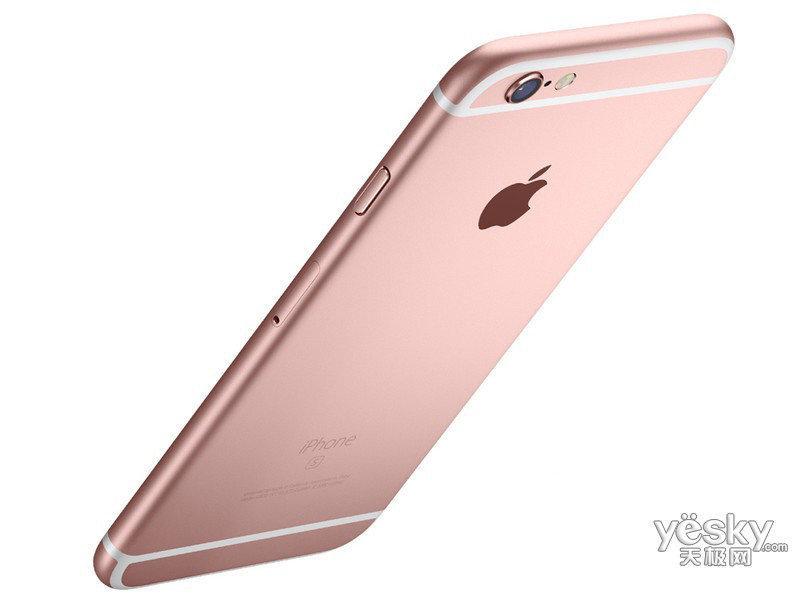 【图】苹果iphone 6s plus玫瑰金图片欣赏