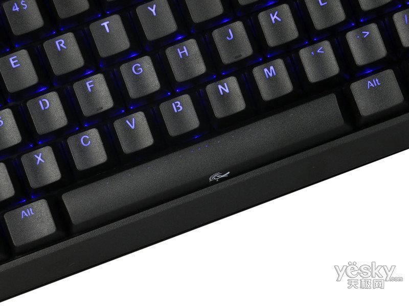 魔力鸭2108 s2机械键盘图片
