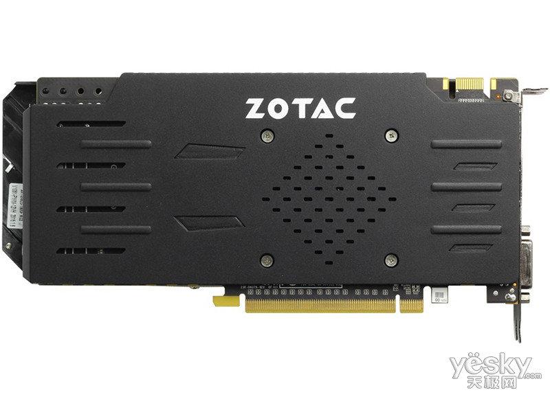索泰GTX 960-4GD5 X-Gaming OC