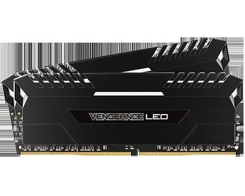 海盗船复仇者LED 32GB DDR4 3200(CMU32GX4M2C3200C16)
