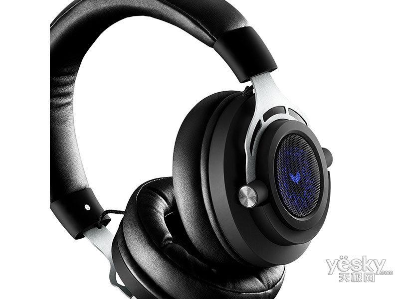 雷柏VH150背光游戏耳机