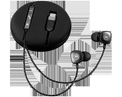 摩托罗拉MX30 全数字Type-c 耳机