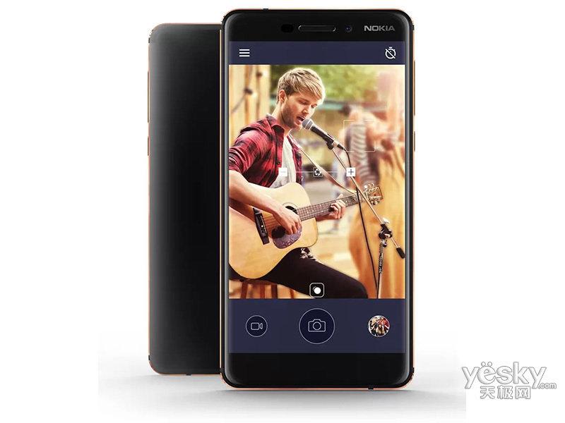 诺基亚6第二代(64GB/全网通)