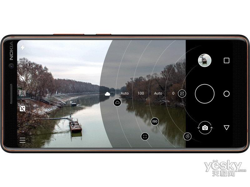 诺基亚7 Plus(4GB/64GB/全网通)