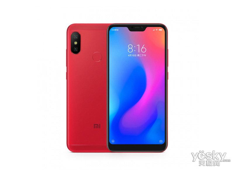 小米红米6 Pro(4GB/64GB/全网通)