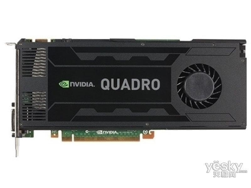 NVIDIA Quadro K4000