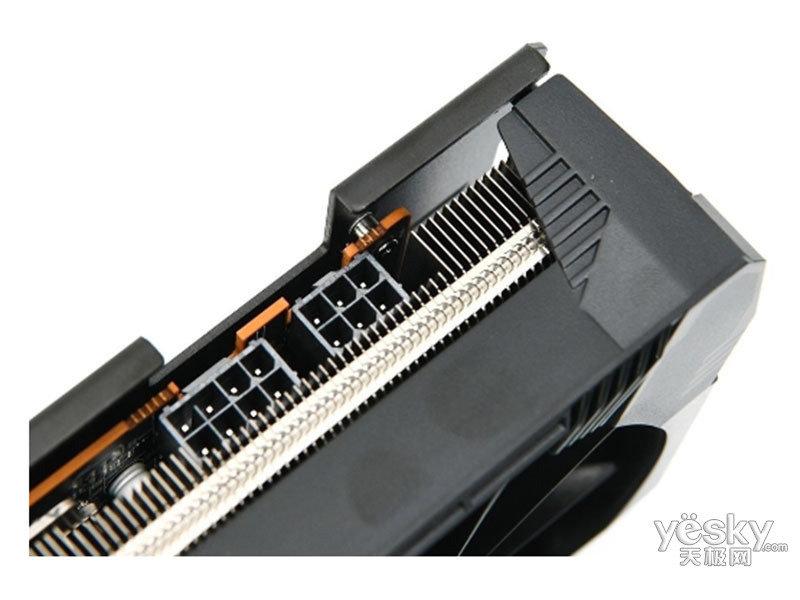 铭�u GeForce GTX 1650 SUPER 终结者 4G