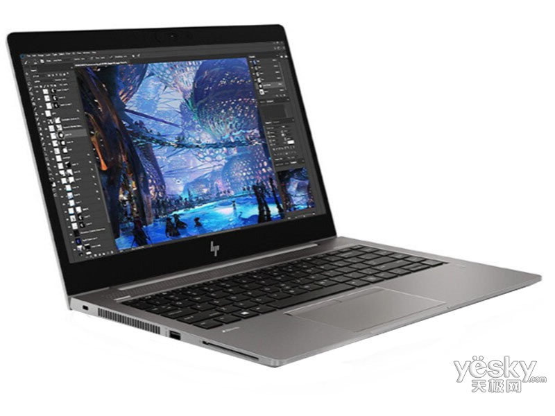 惠普ZBook 14u G6(i7 8565U/8GB/256GB/WX3200)