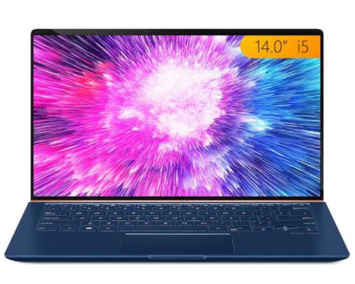 华硕灵耀Deluxe14(i7/8GB/512GB/数字键盘版)