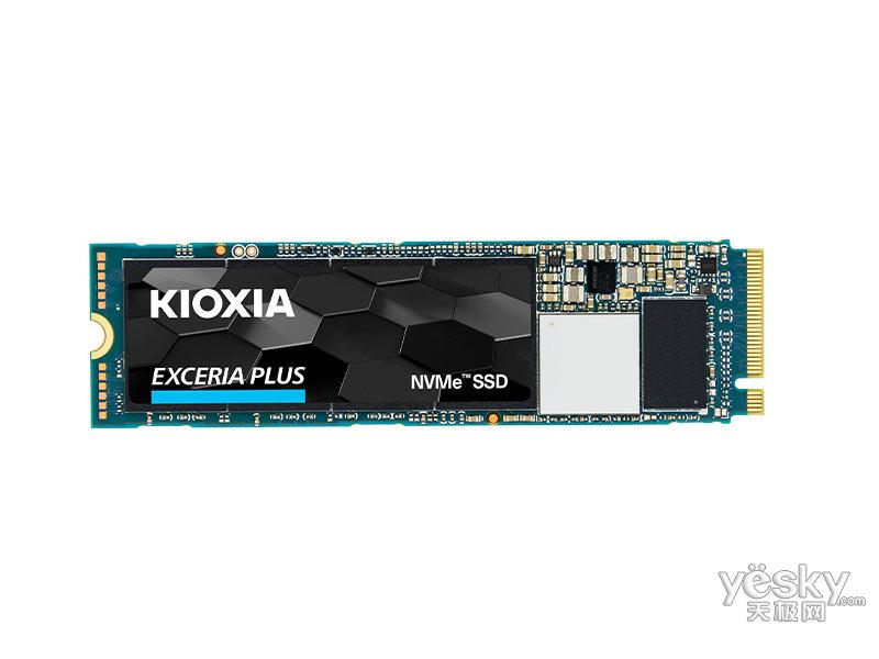 铠侠Exceria NVMe Plus 极至光速(1000GB)