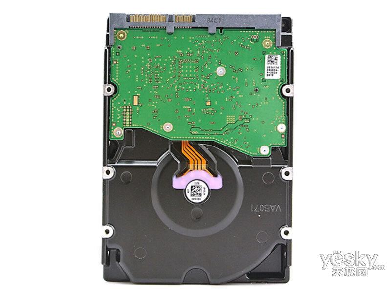 西部数据新金盘 6TB SATA6Gb/s 256M(HUS726T6TALE6L4)