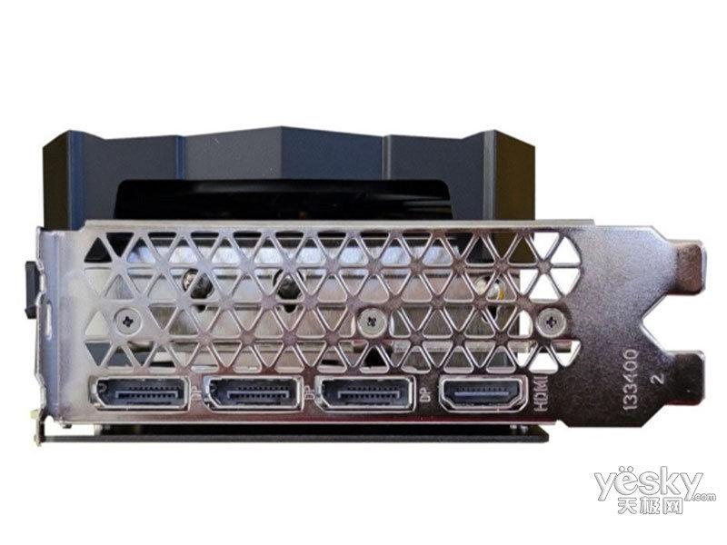 索泰GeForce RTX 3060Ti 8GD6 天启 OC