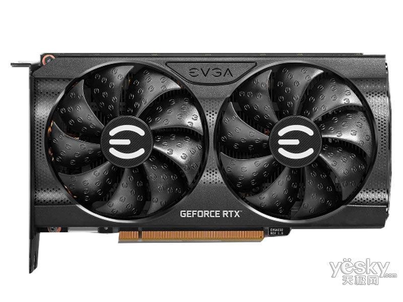 EVGA GeForce RTX 3060 Ti XC GAMING